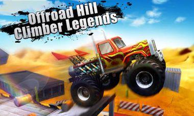 دانلود بازی فوق العاده Offroad hill climber legends v1.1 – اندروید